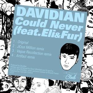 Davidian 歌手頭像