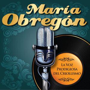 Maria Obregón 歌手頭像