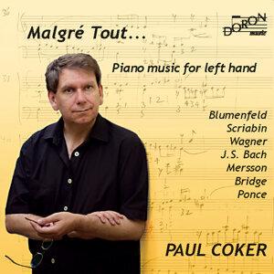 Paul Coker 歌手頭像