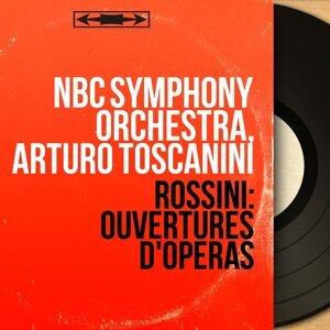 NBC Symphony Orchestra, Arturo Toscanini 歌手頭像