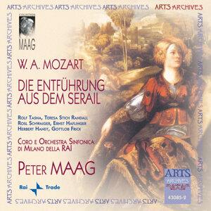 Orchestra Sinfonica RAI di Milano & Peter Maag