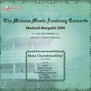 Mala Chandrasekhar 歌手頭像