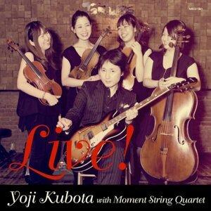 久保田洋司 with Moment String Quartet
