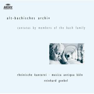 Musica Antiqua Köln,Reinhard Goebel,Rheinische Kantorei 歌手頭像