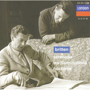 English Chamber Orchestra,London Symphony Orchestra,Sir Peter Pears,Benjamin Britten,Barry Tuckwell 歌手頭像