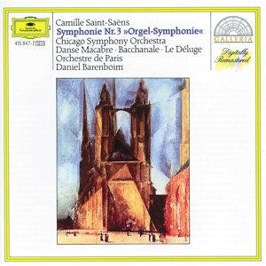 Alain Moglia,Orchestre de Paris,Luben Yordanoff,Chicago Symphony Orchestra,Daniel Barenboim,Gaston Litaize 歌手頭像