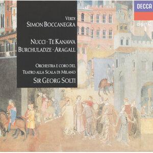 Coro del Teatro alla Scala di Milano,Paata Burchuladze,Giacomo Aragall,Orchestra del Teatro alla Scala di Milano,Leo Nucci,Kiri Te Kanawa,Sir Georg Solti 歌手頭像