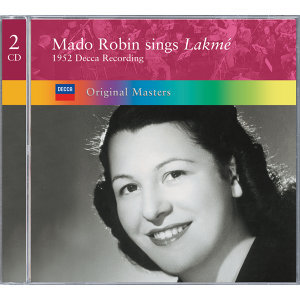Mado Robin,Agnes Disney,Libero De Luca,Georges Sebastian,L'Orchestre de l'Opéra-Comique, Paris,Jean Borthayre 歌手頭像