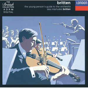 Benjamin Britten,London Symphony Orchestra,The National Philharmonic Orchestra,Orchestra of the Royal Opera House, Covent Garden,Richard Bonynge 歌手頭像