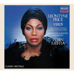Israel Philharmonic Orchestra,Leontyne Price,Zubin Mehta 歌手頭像