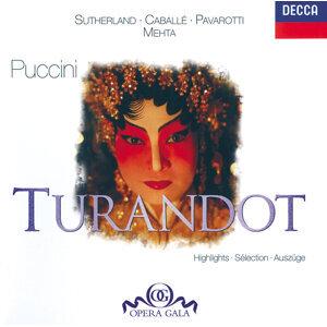 Dame Joan Sutherland,Nicolai Ghiaurov,Zubin Mehta,Montserrat Caballé,Luciano Pavarotti,London Philharmonic Orchestra 歌手頭像