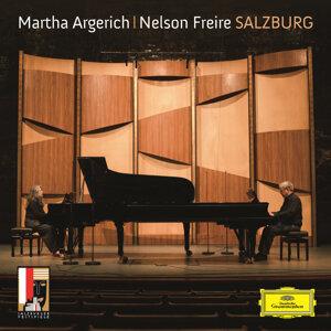 Nelson Freire,Martha Argerich 歌手頭像