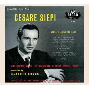 Orchestra dell'Accademia Nazionale di Santa Cecilia,Cesare Siepi,Alberto Erede 歌手頭像