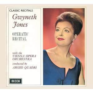 Wiener Opernorchester,Gwyneth Jones 歌手頭像