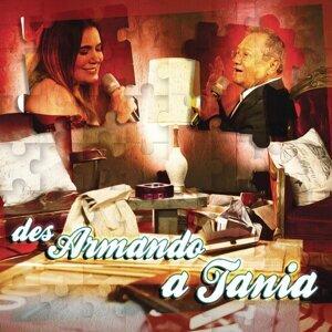 Armando Manzanero y Tania Libertad