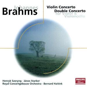 Royal Concertgebouw Orchestra,Henryk Szeryng,János Starker,Bernard Haitink 歌手頭像