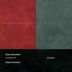 Maacha Deubner,Jansug Kakhidze,Tbilisi Symphony Orchestra,Gidon Kremer 歌手頭像