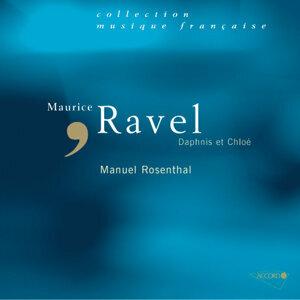 Manuel Rosenthal,Choeur de la Radiodiffusion TV Francaise,Orchestre Théâtre National De L'Opéra De Paris,Rene Alix 歌手頭像