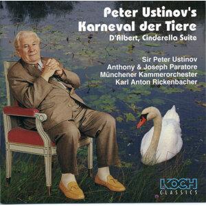 Joseph Paratore,Karl Anton Rickenbacher,Anthony Paratore,Munich Chamber Orchestra,Bamberg Symphony Orchestra,Peter Ustinov 歌手頭像