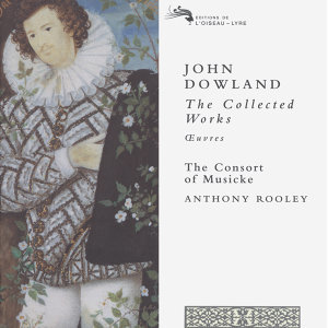 The Consort of Musicke,Anthony Rooley 歌手頭像