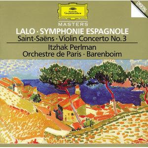 Itzhak Perlman,Orchestre de Paris,Daniel Barenboim 歌手頭像