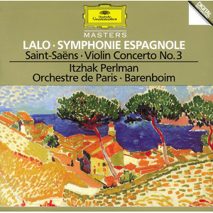 Itzhak Perlman,Orchestre de Paris,Daniel Barenboim (帕爾曼〈小提琴〉巴倫波因〈指揮〉巴黎管弦樂團)