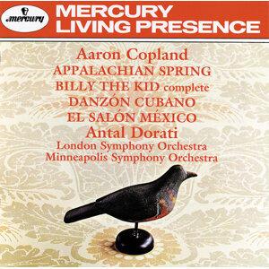 Minneapolis Symphony Orchestra,Antal Doráti,London Symphony Orchestra 歌手頭像