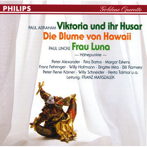 Rita Bartos,Peter Alexander,Chor,Franz Marszalek,Großes Operettenorchester,Bibi Johns,Margot Eskens,Willy Hofmann,Sándor Kónya 歌手頭像