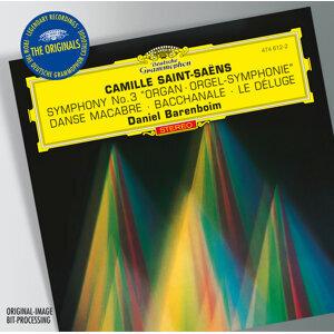 Daniel Barenboim,Orchestre de Paris,Chicago Symphony Orchestra 歌手頭像