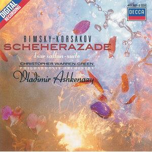 Philharmonia Orchestra,Christopher Warren-Green,Vladimir Ashkenazy 歌手頭像