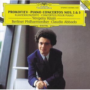 Claudio Abbado,Yevgeny Kissin,Berliner Philharmoniker 歌手頭像
