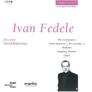 Ensemble Intercontemporain,David Robertson 歌手頭像