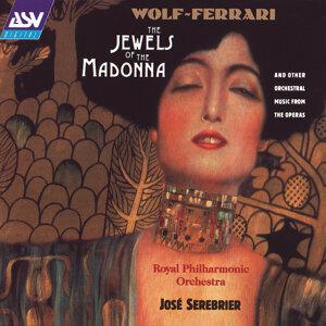 José Serebrier,Royal Philharmonic Orchestra 歌手頭像