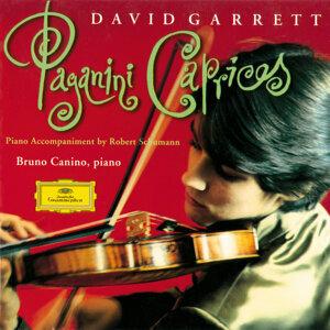 David Garrett,Bruno Canino 歌手頭像