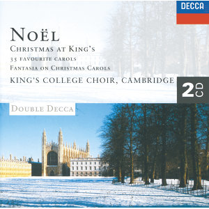 The Choir of King's College, Cambridge,Sir David Willcocks 歌手頭像