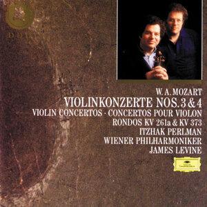 Wiener Philharmoniker,Itzhak Perlman,James Levine 歌手頭像
