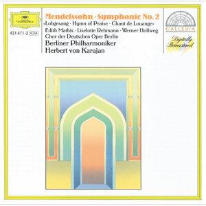 Werner Hollweg,Edith Mathis,Berliner Philharmoniker,Liselotte Rebmann,Herbert von Karajan,Chor der Deutschen Oper Berlin 歌手頭像