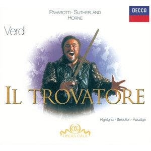 Luciano Pavarotti,The London Opera Chorus,Dame Joan Sutherland,Ingvar Wixell,Marilyn Horne,Richard Bonynge,The National Philharmonic Orchestra 歌手頭像