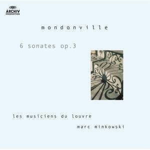 Marc Minkowski,Les Musiciens du Louvre 歌手頭像