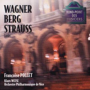 Klaus Weise,Françoise Pollet,Orchestre Philharmonique de Nice 歌手頭像