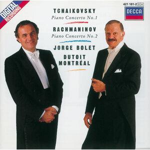 Orchestre Symphonique de Montréal,Charles Dutoit,Jorge Bolet