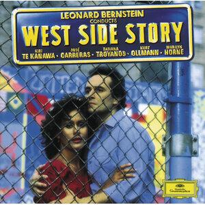 Leonard Bernstein,Tatiana Troyanos,Leonard Bernstein Orchestra,Kurt Ollmann,Marilyn Horne,José Carreras,Leonard Bernstein Chorus,Kiri Te Kanawa 歌手頭像