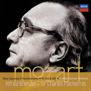 Sir Charles Mackerras,Scottish Chamber Orchestra,Alfred Brendel 歌手頭像