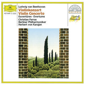 Berliner Philharmoniker,Herbert von Karajan,Christian Ferras 歌手頭像