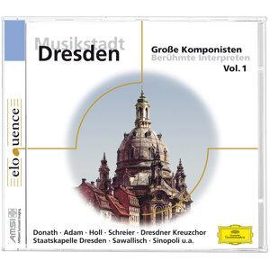 Staatskapelle Dresden,Bernarda Fink,Giuseppe Sinopoli,Wolfgang Sawallisch,Ludwig Güttler,Timothy Roberts,Barbara Bonney 歌手頭像