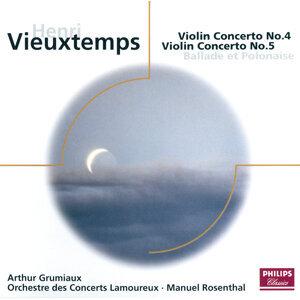 Arthur Grumiaux,Orchestre des Concerts Lamoureux,Manuel Rosenthal 歌手頭像