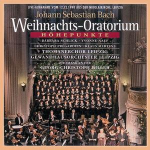 Gewandhausorchester Leipzig,Klaus Mertens,Christoph Prégardien,Barbara Schlick,Georg Christoph Biller,Thomanerchor Leipzig,Yvonne Naef 歌手頭像