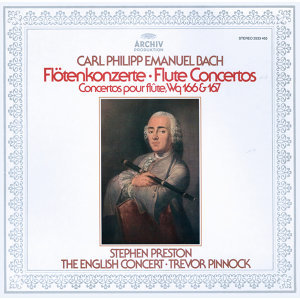 Trevor Pinnock,Stephen Preston,The English Concert 歌手頭像