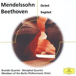 Berlin Philharmonic Octet,Brandis Quartett,Westphal-Quartett 歌手頭像