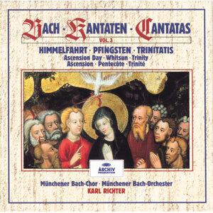 Münchener Bach-Orchester,Karl Richter 歌手頭像